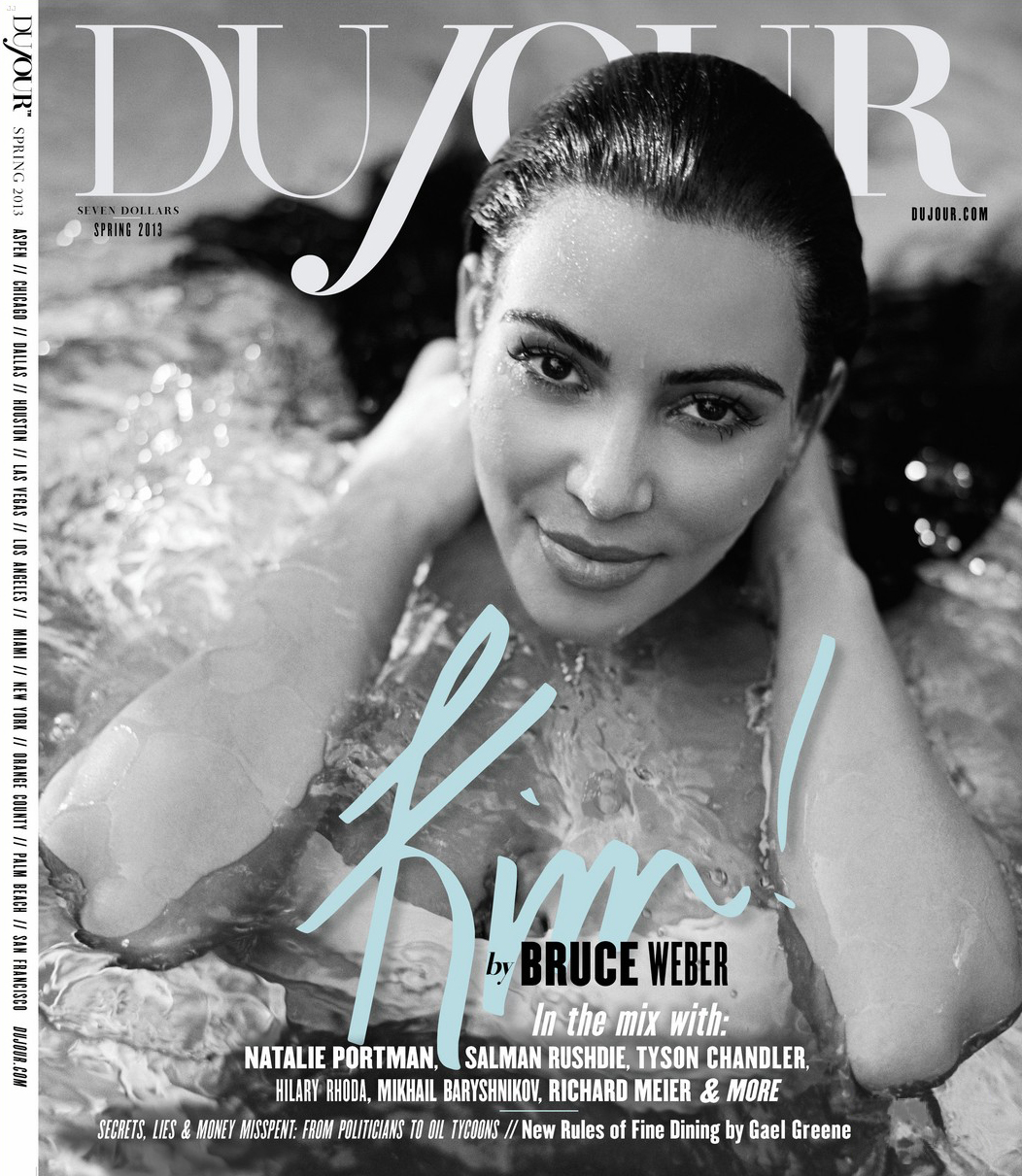 Dujour Cover March 2013