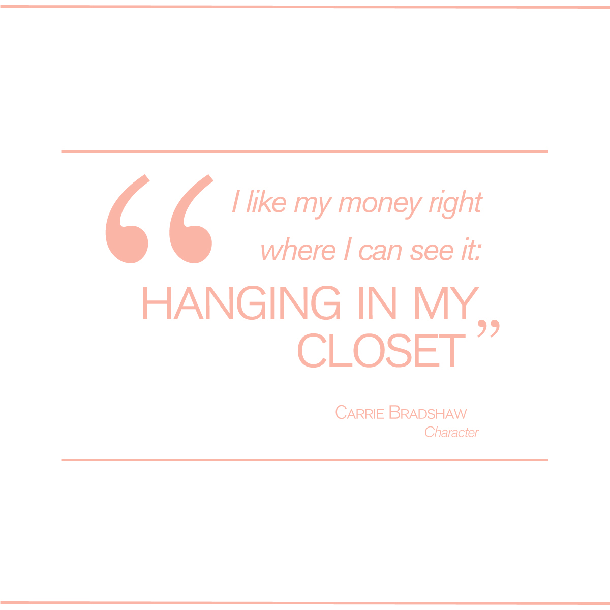 8 Fashion Quotes to Reflect Your Style : Karla Colletto