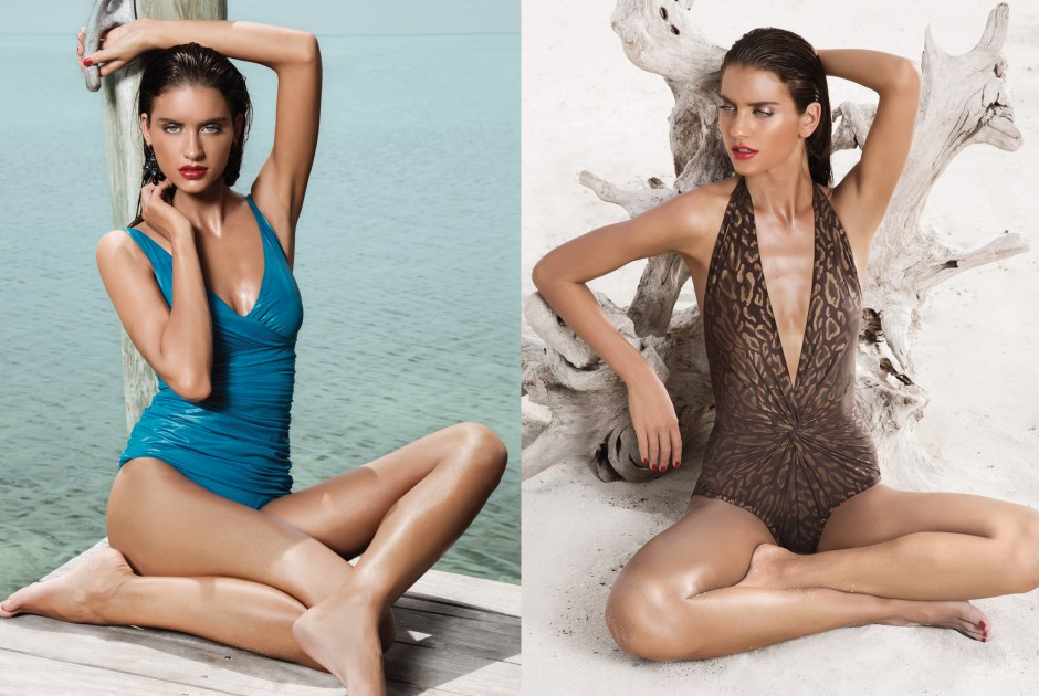 Luxe swimsuits